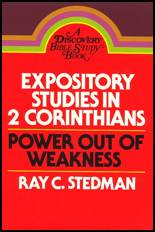 Copyright C 1982 By Ray Stedman